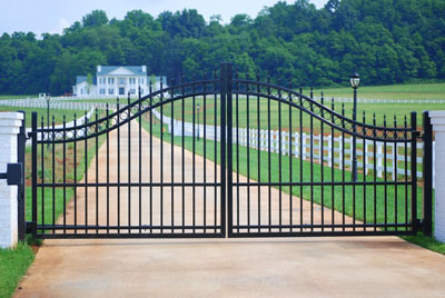 Residential & Commercial Ironworks | Jackson Security Services